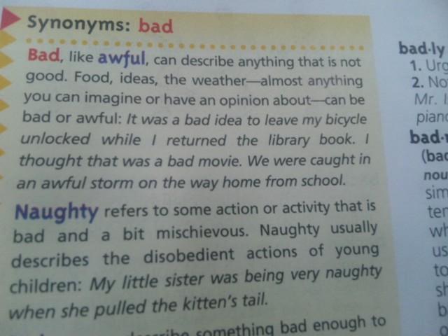 昔書いた「英語の子供用英英辞書...